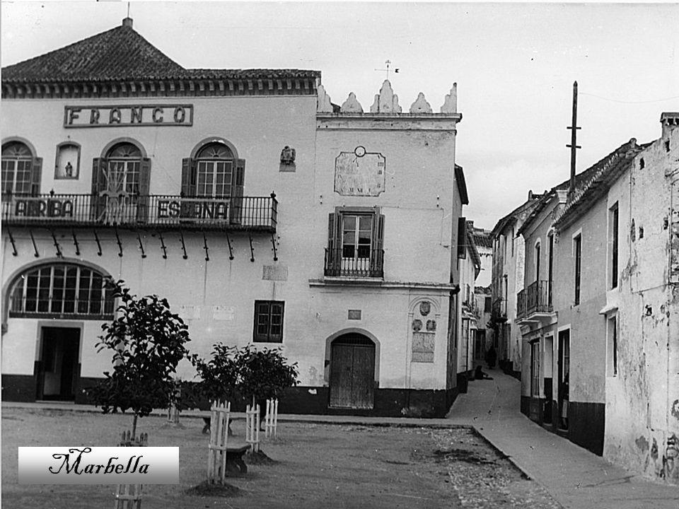 A principios del siglo XIX surgieron los altos hornos de Marbella, que funcionaban con hierro de la mina de Ojén y madera de la sierra. Durante el per