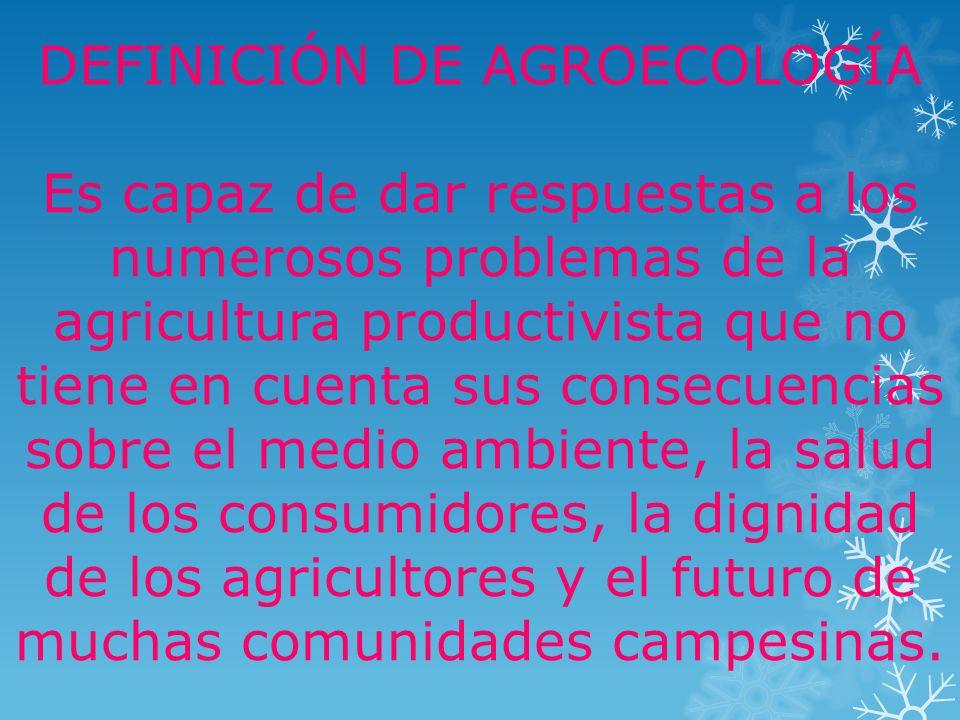 PRÁCTICAS AGROECOLÓGICAS En la actualidad, específicamente en nuestro país, las prácticas agronómicas tales como: la tala indiscriminada de los bosques, la aplicación descontrolada de plaguicidas; el acabar con los montes para convertirlos en potreros.