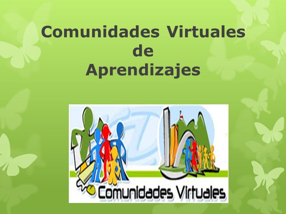 Comunidades Virtuales de Aprendizajes