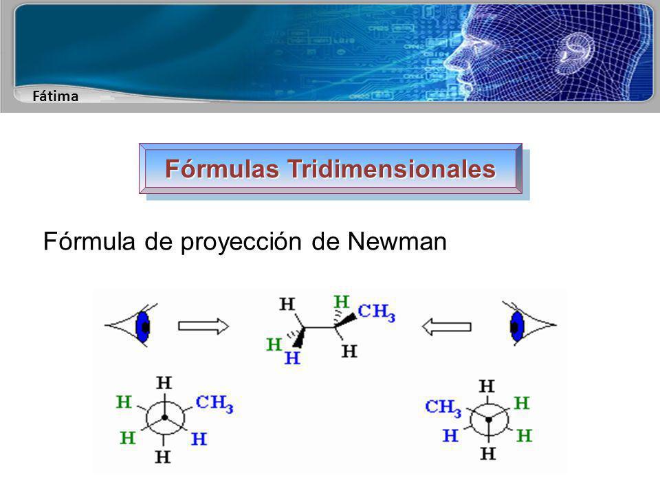 Fátima Fórmulas Tridimensionales Fórmula de proyección de Fischer