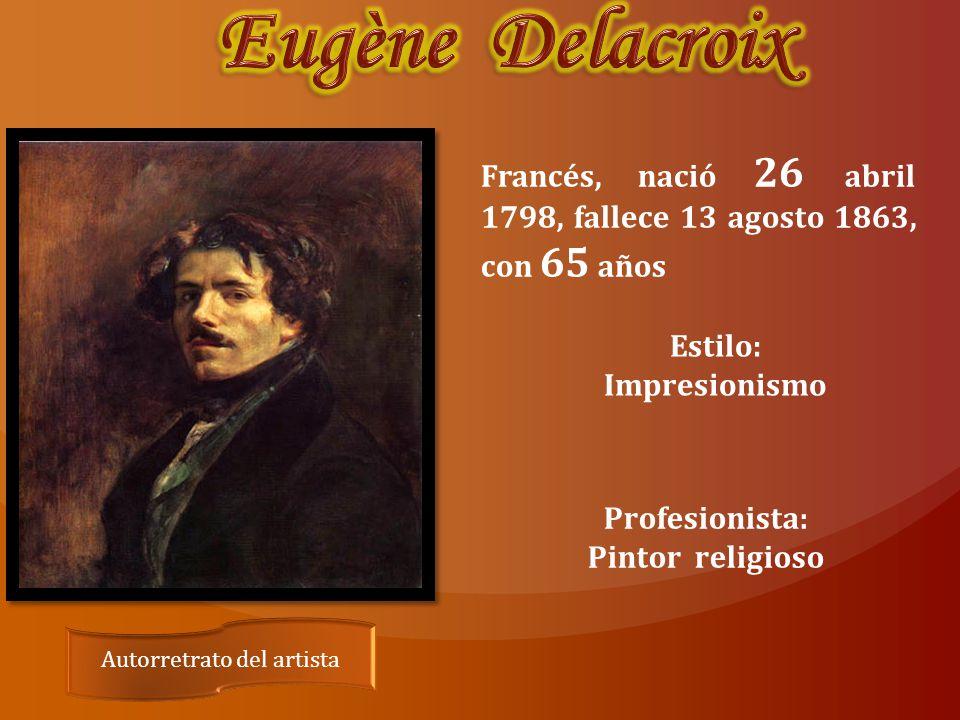 Autorretrato del artista Italiano, nació 26 abril 1538, Fallece 27 enero de 1600, con 62 años.