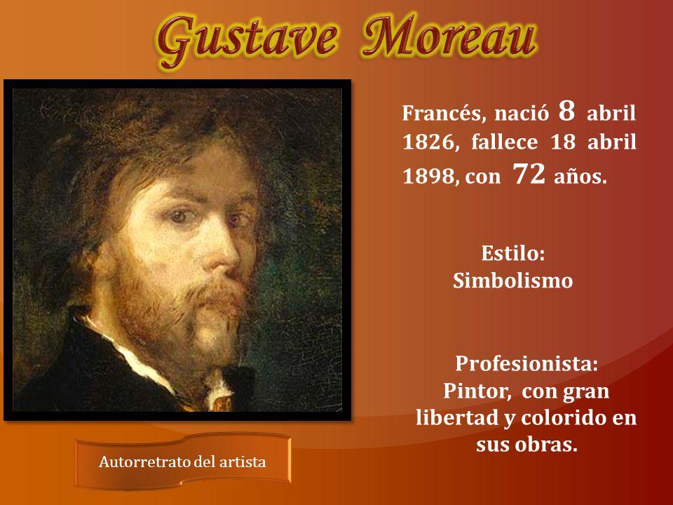 Autorretrato del artista Italiano, nació 6 abril 1483, fallece 7 abril 1520, con 37 años Estilo: Renacentista Profesionista: Pintor, arquitecto, excelente dominio del dibujo y color.