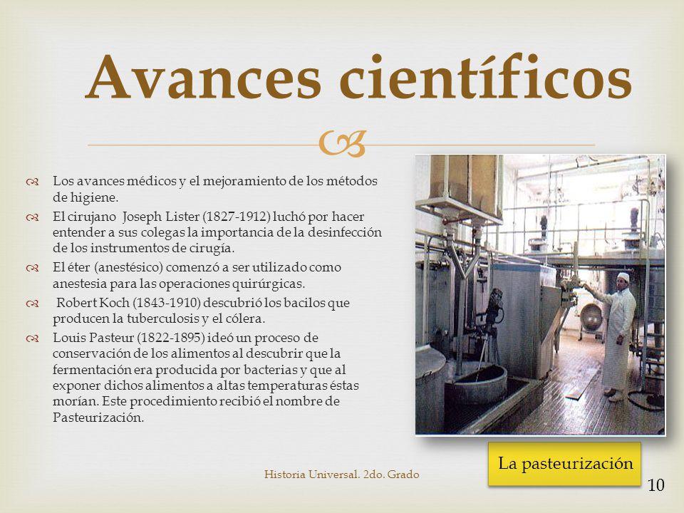 Historia Universal. 2do. Grado9 Video: http://www.youtube.com/watch?v=sX8jvJSITao