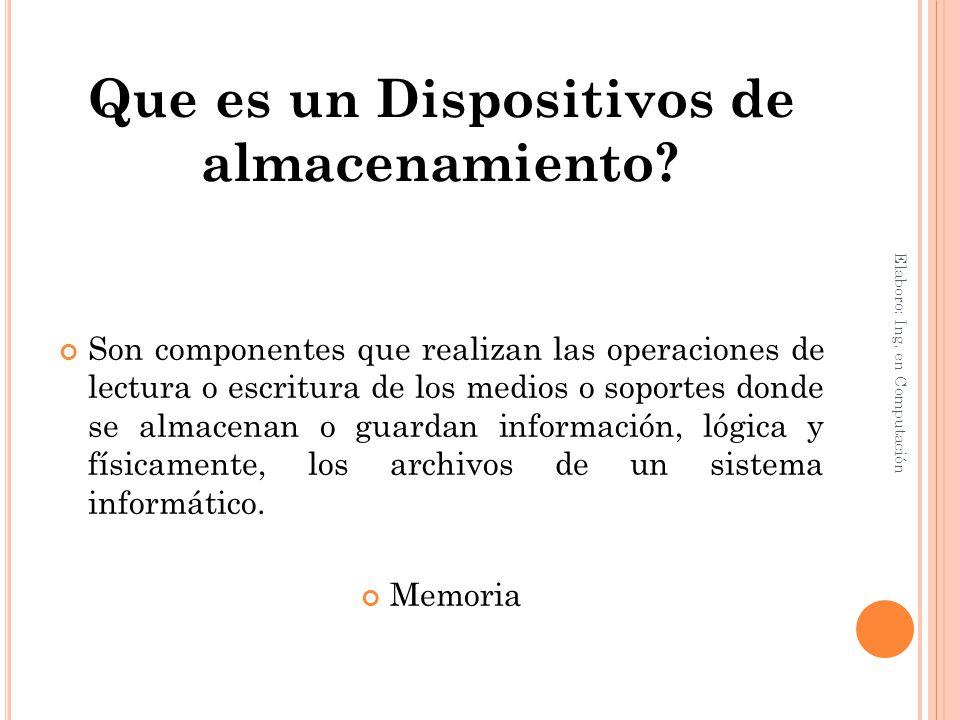 S OFTWARE DE APLICACIÓN Elaboro: Ing. en Computación