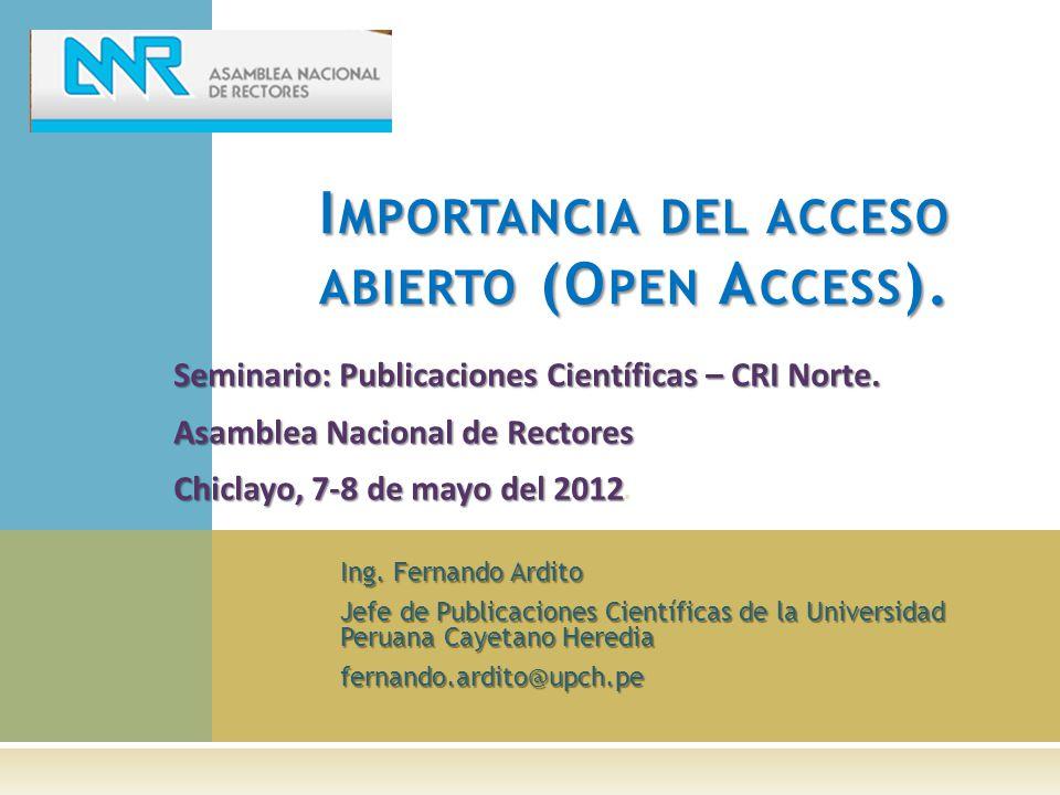 Con el OJS se pueden cargar los artículos de los números ya publicados y, se puede desarrollar en línea todo el Proceso editorial.