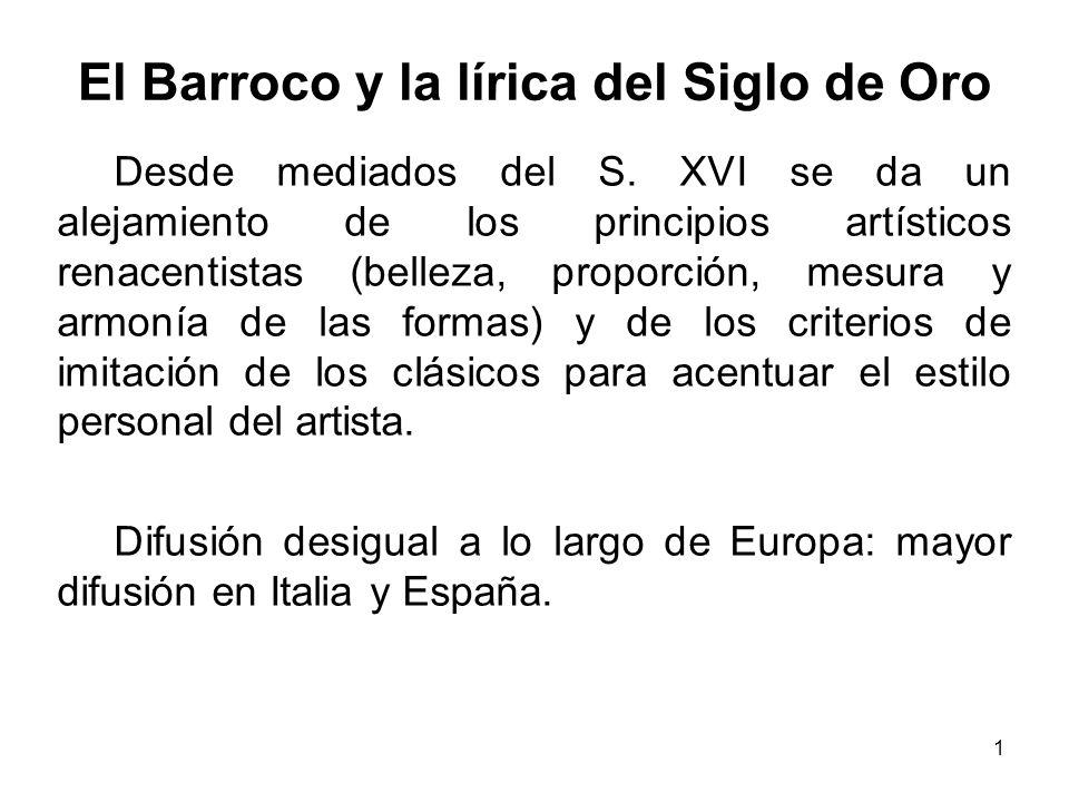 2 Contexto Histórico del Barroco El siglo XVII fue para España un período de grave crisis política, militar, económica y social que terminó por convertir el Imperio Español en una potencia de segundo rango dentro de Europa.