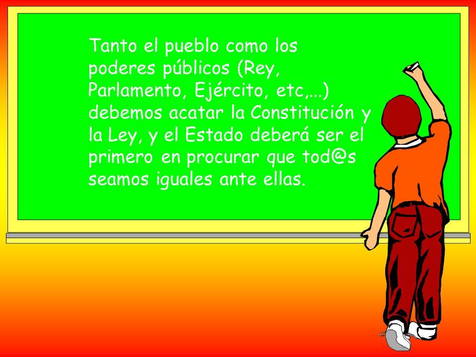 LOS SINDICATOS También los sindicatos deben acatar la Constitución y la Ley.