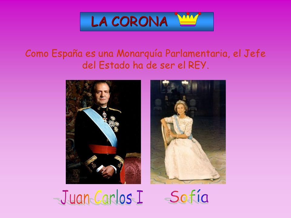 La Corona y la Sucesión