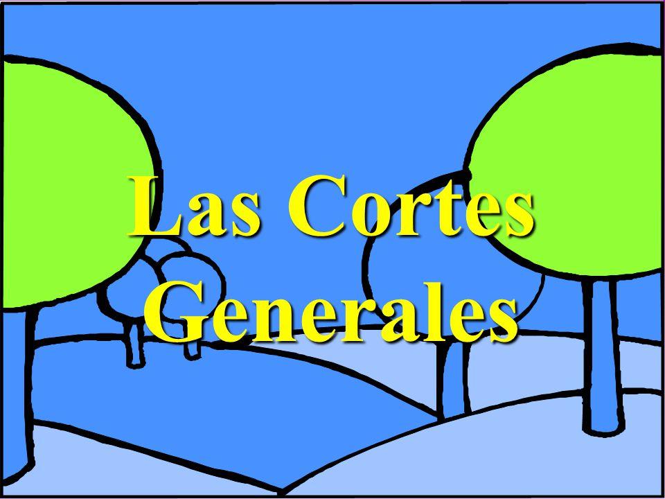 LA CORONA Y EL GOBIERNO Los actos del REY han de estar refrendados o apoyados por: El REY REINA, PERO NO GOBIERNA