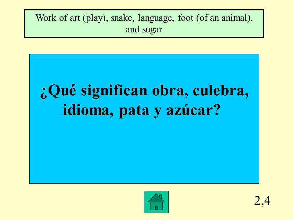 2,3 ¿Qué notan los chicos que se habla en paraguay? español y guaraní