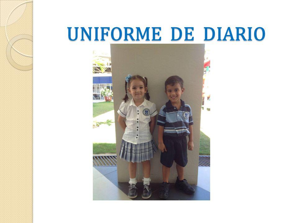 UNIFORME DE EDUCACIÓN FÍSICA