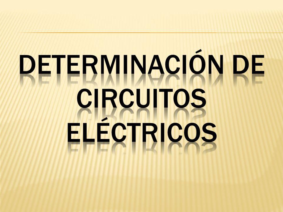 Circuito eléctrico: es el camino o trayectoria cerrada a través de la cual circulan las cargas eléctricas.