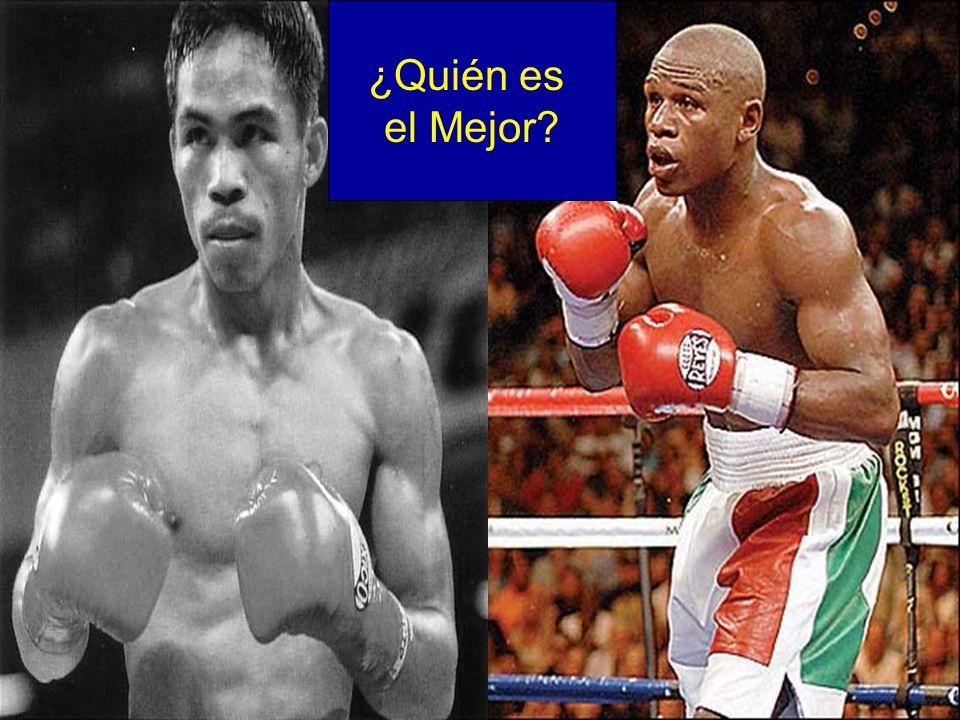 ¿Quién es el Mejor?