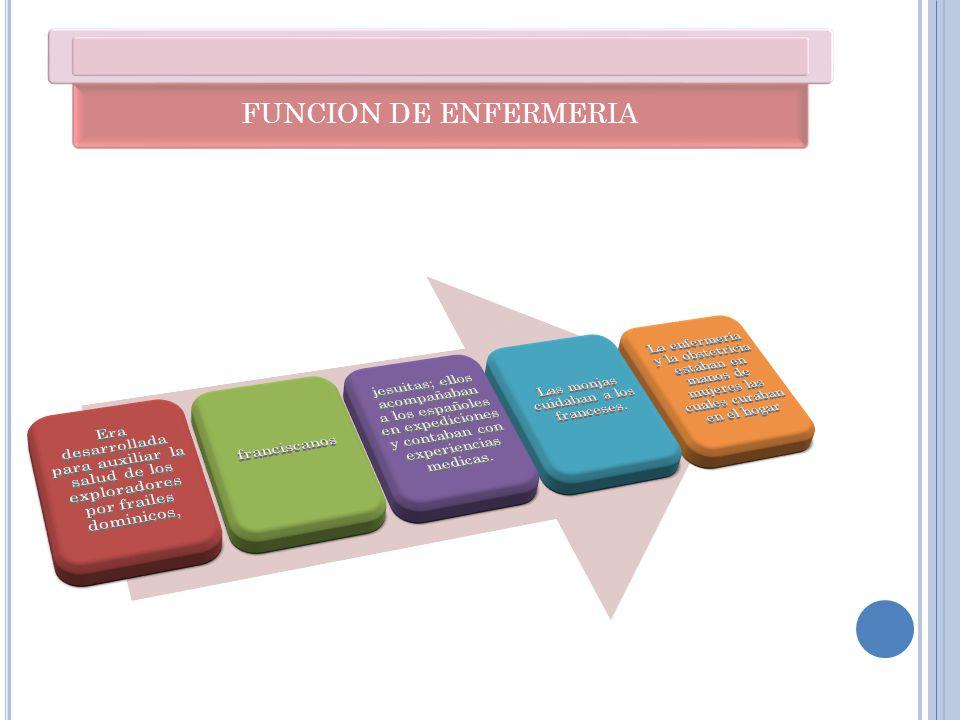 FUNCION DE ENFERMERIA