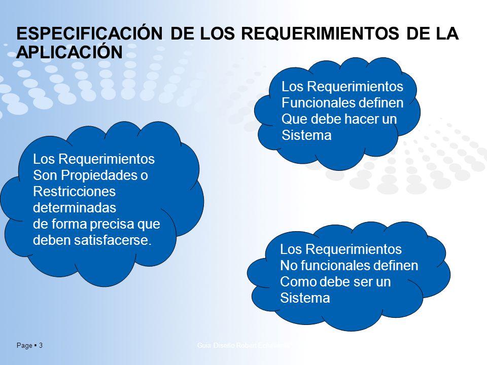 Page 3 Los Requerimientos Son Propiedades o Restricciones determinadas de forma precisa que deben satisfacerse. Los Requerimientos Funcionales definen