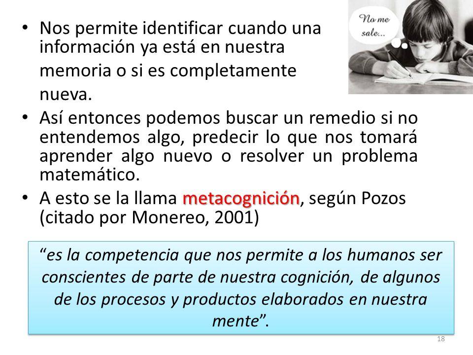 AUTONOMÍA Y APRENDIZAJE Autonomía no es independencia. Se define, según Monereo (2001) como la facultad para tomar decisiones que permitan regular el