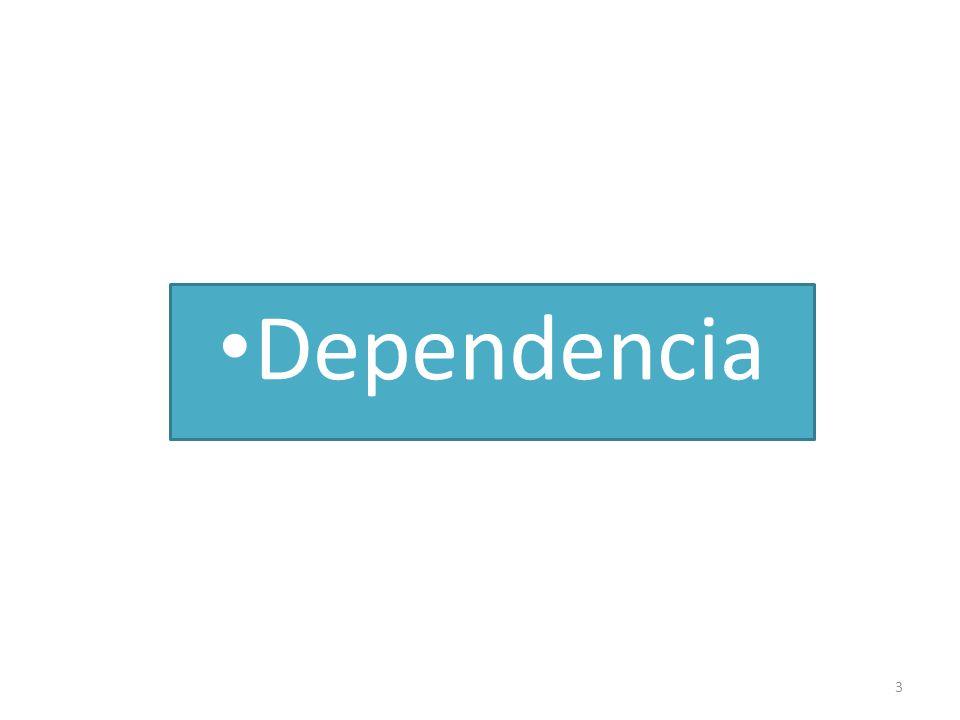 Dependencia 3