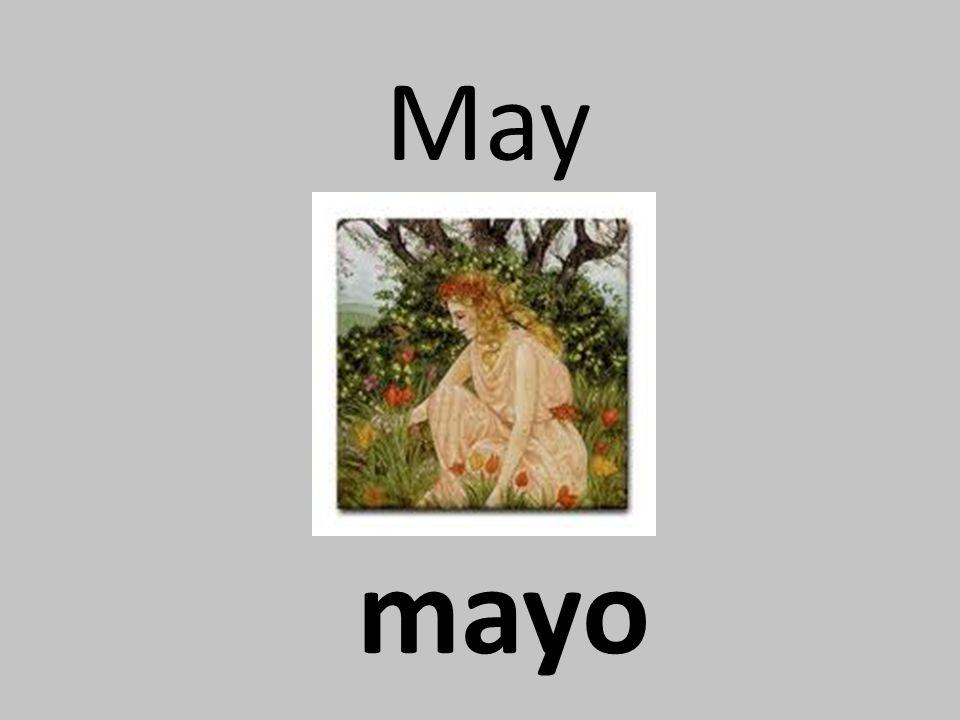 May mayo