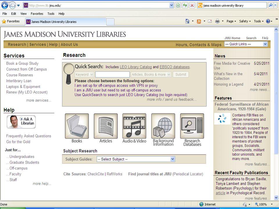 Jame Madison University