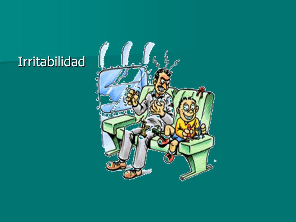 Irritabilidad