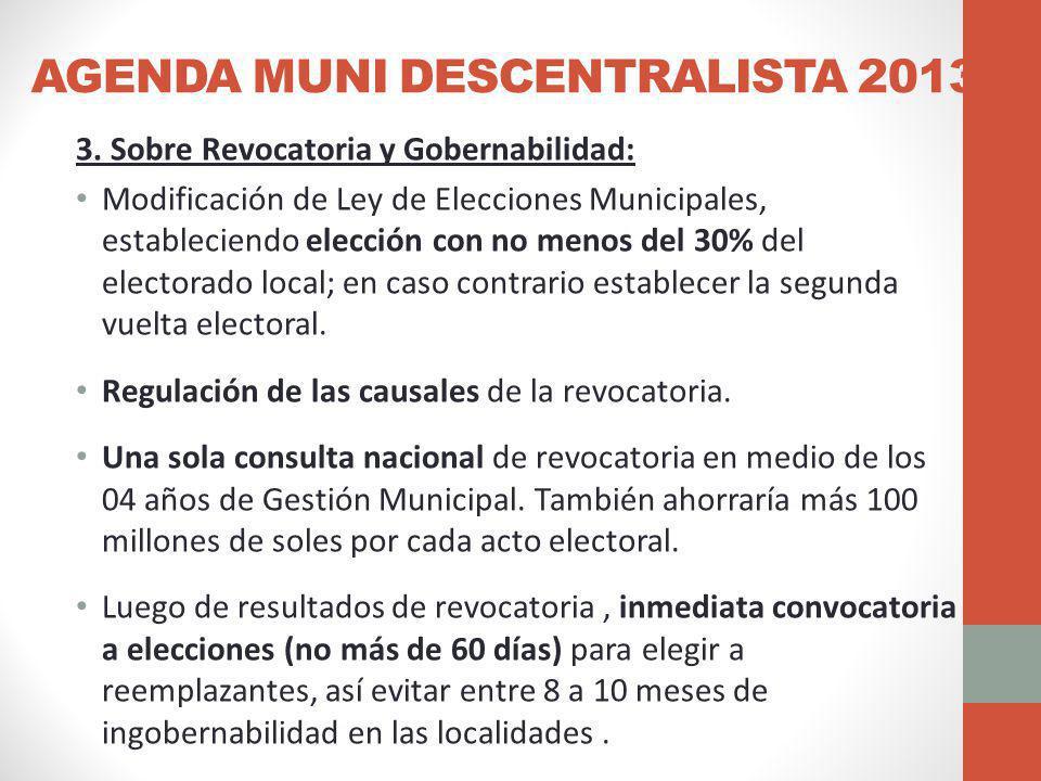 AGENDA MUNI DESCENTRALISTA 2013 3.