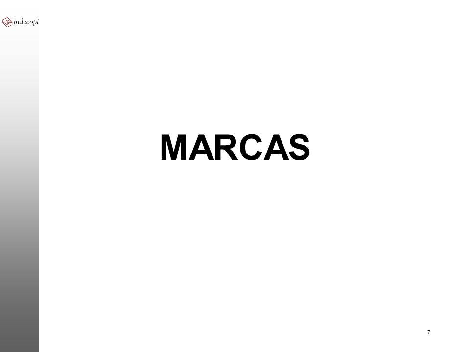 8 FUNDAMENTOS DE LAS MARCAS Adquisición de derechos Territorialidad de los derechos Vigencia de los derechos Regla de especialidad