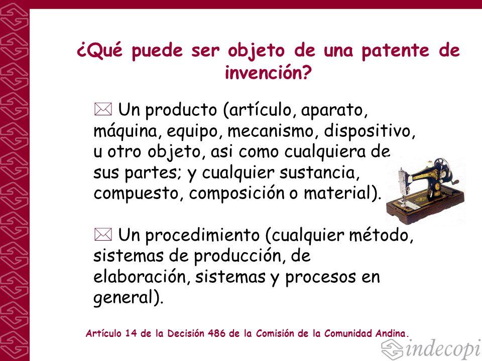 Un producto (artículo, aparato, máquina, equipo, mecanismo, dispositivo, u otro objeto, asi como cualquiera de sus partes; y cualquier sustancia, comp