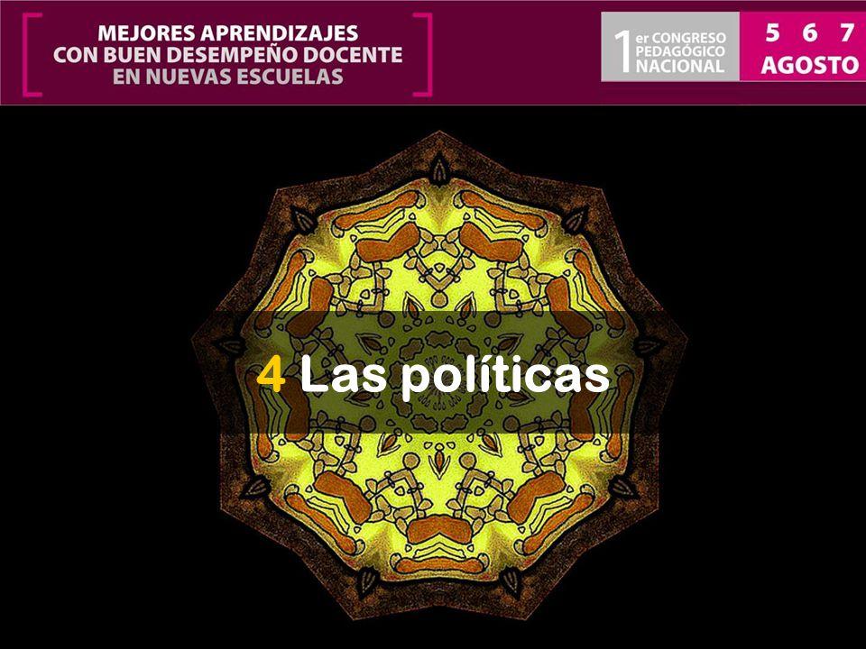 4 Las políticas