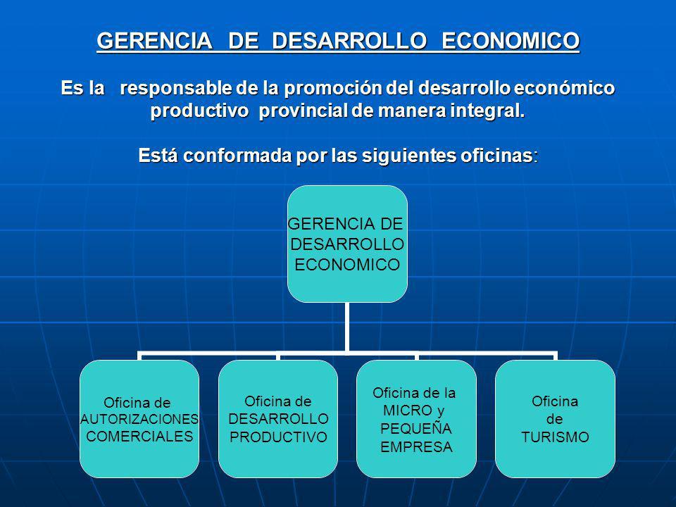 MUNICIPALIDAD PROVINCIAL DE HUAURA GERENCIA DE DESARROLLO ECONOMICO Mo. Jesús Alfredo La Rosa Vizcarra Tema: RENDICION DE CUENTAS.