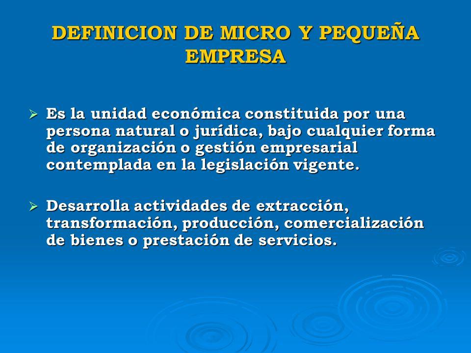 REGIMEN LABORAL ESPECIAL DE LA MICROEMPRESA Leyes Nº 28015, 28851 D.S. Nº 009-2003-TR Juan Carlos Benner Caycho Abogado Dirección Nacional de la Micro