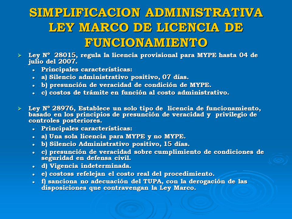 EL RLE Y SU RELACION CON OTRAS NORMAS El RLE es incompatible con cualquier otro régimen laboral especial tales como: El RLE es incompatible con cualqu