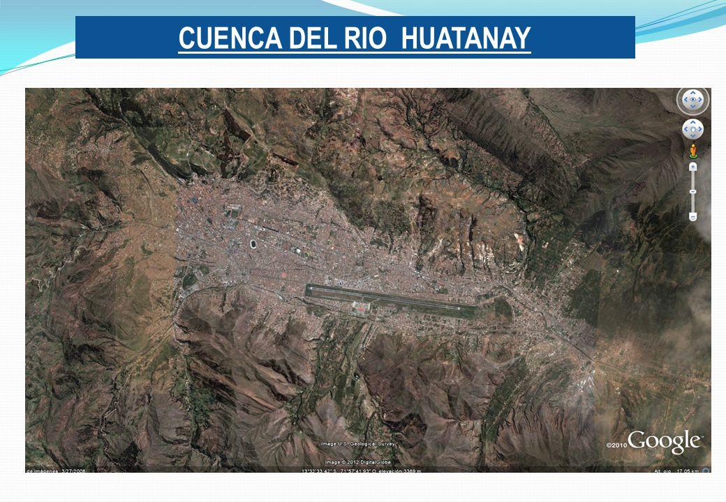 CUENCA DEL RIO HUATANAY