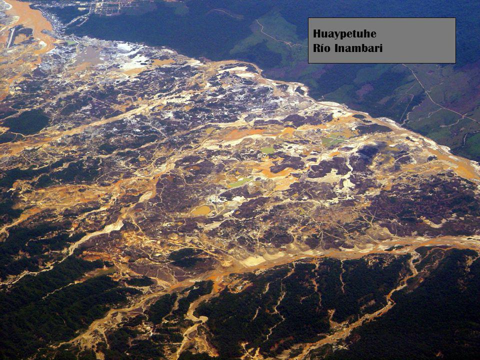 4 Huaypetuhe Río Inambari