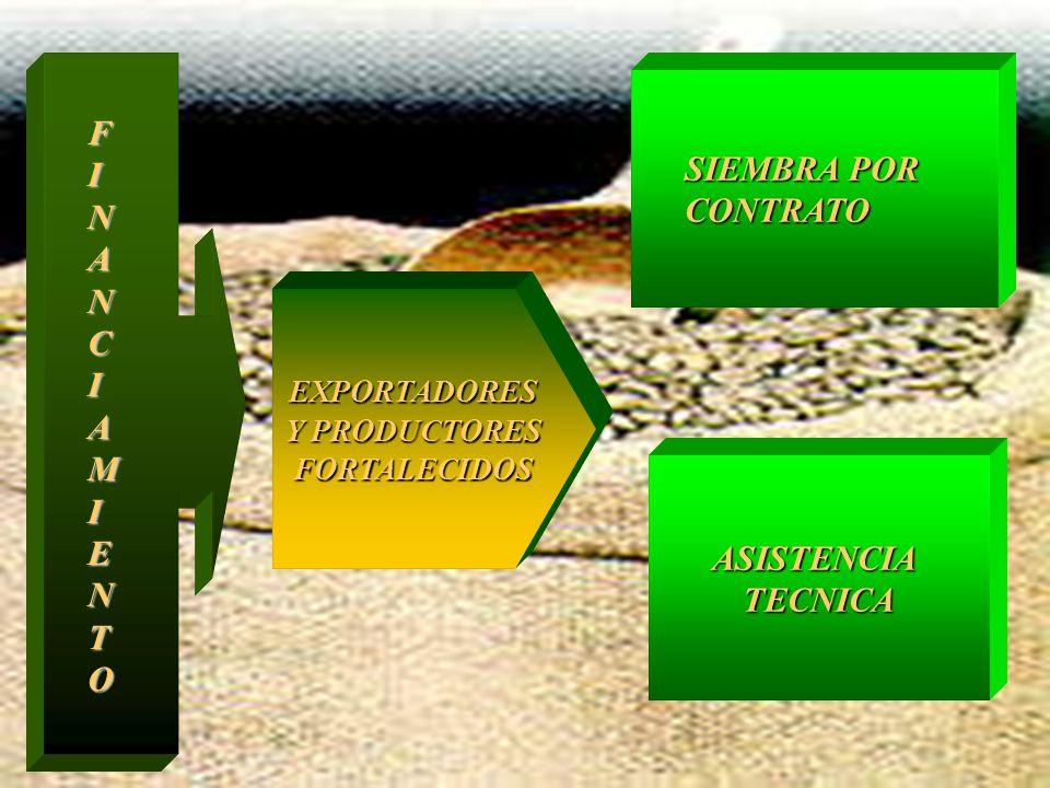 LINEA DE CREDITO DE US$ 300000,000 FONDO DE FONDO DE GARANTIA GARANTIA NUESTRO SOCIO EL ESTADO FINANCIAMIENTO