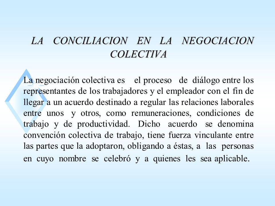 PLANIFICACION DEl EXTRA PROCESO -Definir el número de conciliadores, teniendo en cuenta el número de integrantes de la representación sindical y empresarial.
