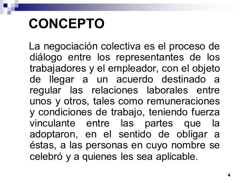 3 La precitada normatividad establece un procedimiento de negociación voluntaria entre trabajadores y empleadores, conforme a los lineamientos fijados