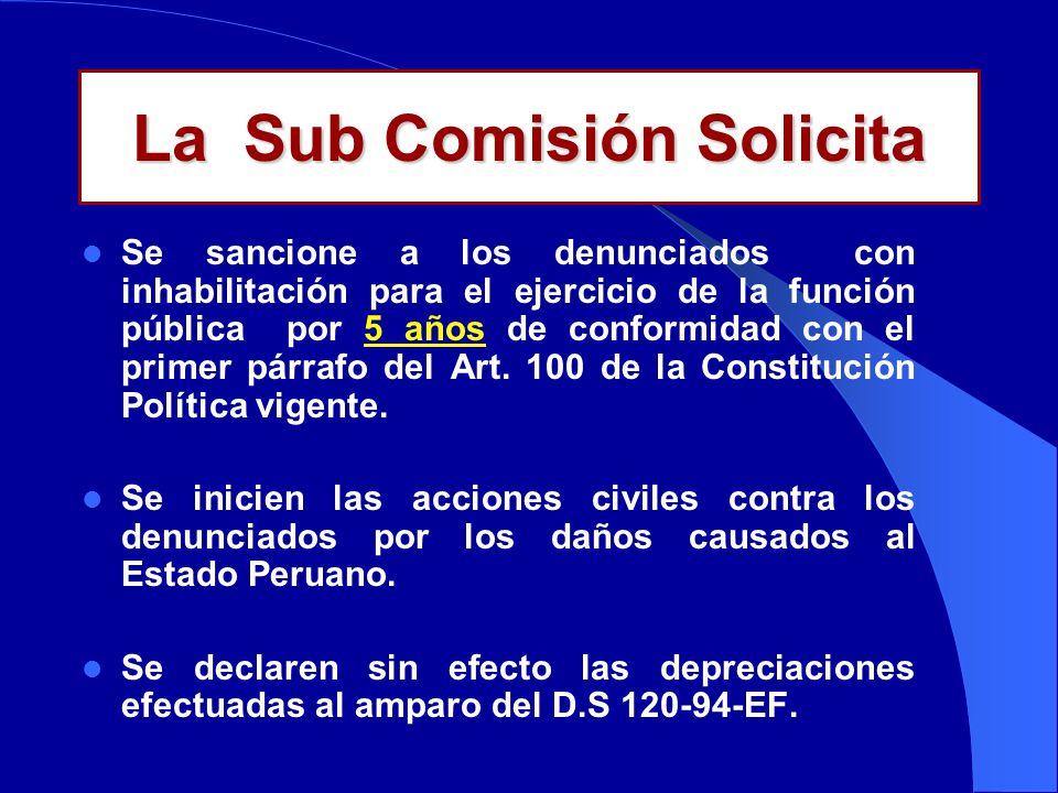 Opinión de la Comisión de Constitución (Sesión 7/11/01) La Comisión recuerda, que el Art. 74 de la Constitución reserva a la Ley el otorgamiento de cu