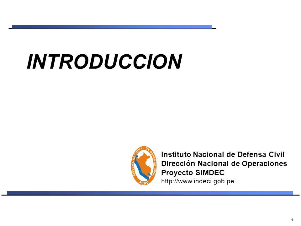 3 Propósito Fomentar el desarrollo de mecanismos y protocolos de evaluación e investigación operativa para fortalecimiento del modelo de Gestión de De
