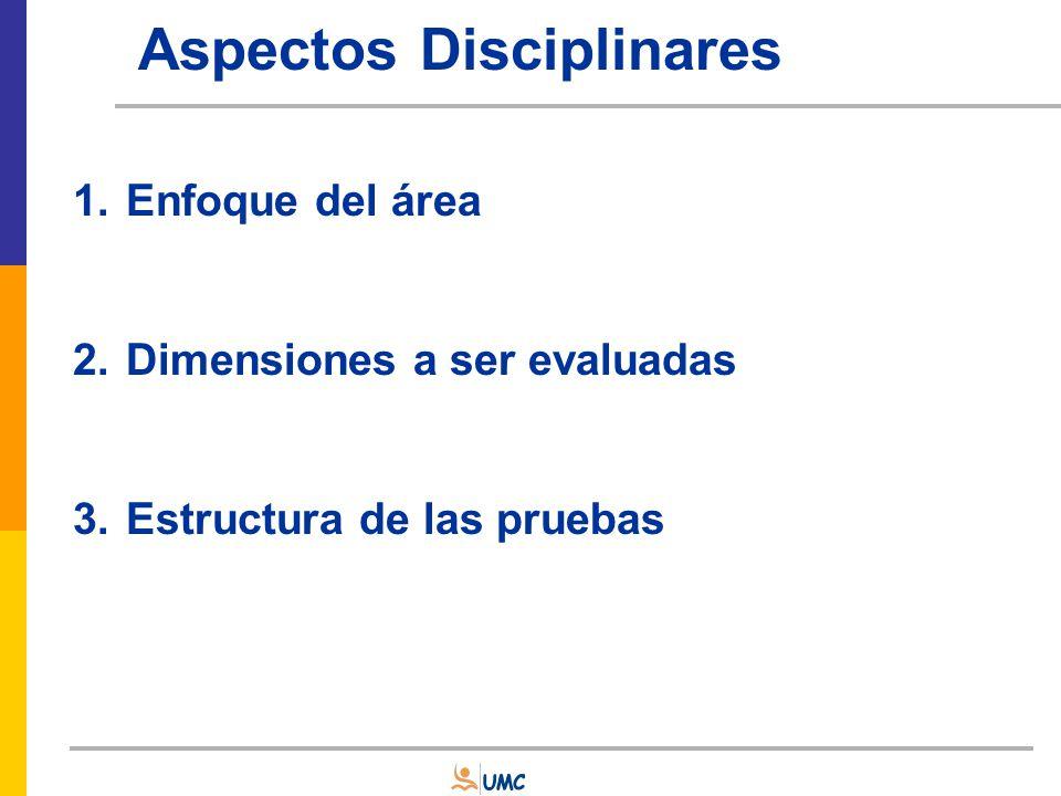 Aspectos Metodológicos: 1.Número de ítems de la prueba 2.Formatos de ítems a emplear 3.Distribución de los ítems en la prueba 4.Duración de la prueba