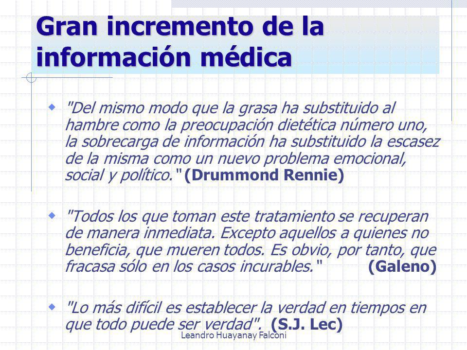 Leandro Huayanay Falconi La innovaciones tecnológicas Cada innovación tecnológica es tanto un avance como un problema.
