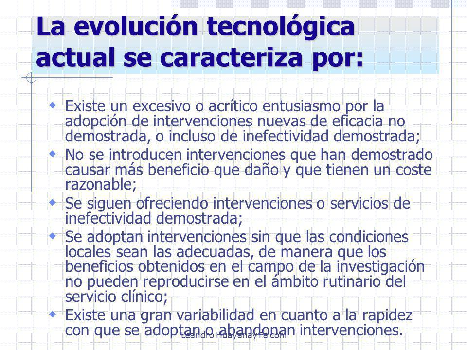 Leandro Huayanay Falconi Como se toma una decisión La toma de decisiones clínicas es difusa, desconocida o contradictoria.