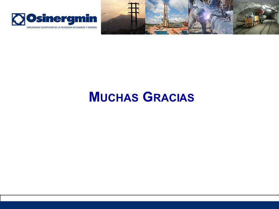 M UCHAS G RACIAS