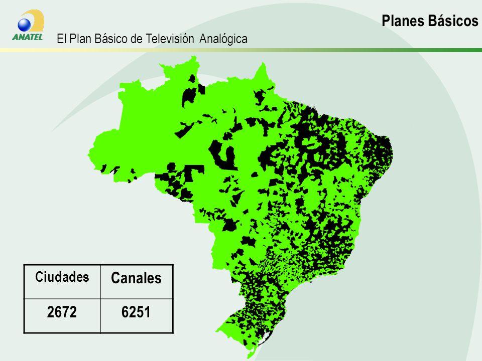 Ciudades Canales 26726251 Planos Básicos Planes Básicos El Plan Básico de Televisión Analógica