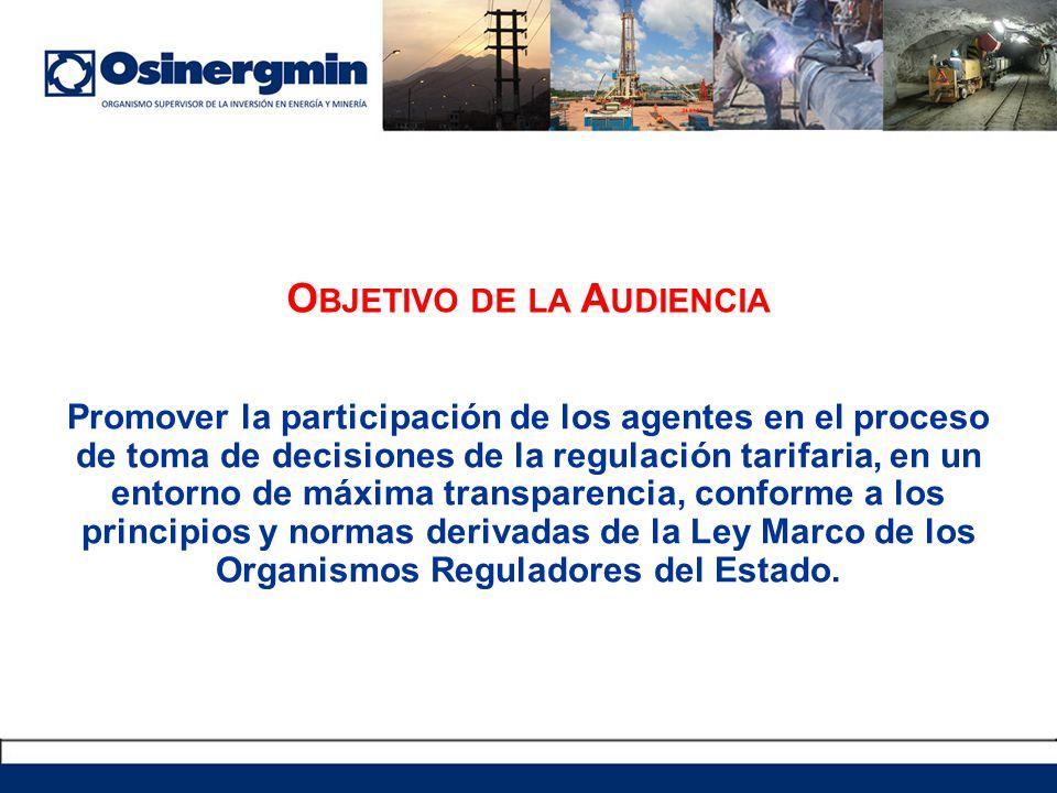 M ARCO L EGAL LEY DE CONCESIONES ELÉCTRICAS REGLAMENTO DE LA LCE LEY DE TRANSPARENCIA PROCEDIMIENTOS REGULATORIOS RESOLUCIÓN DE TARIFAS DE GENERACIÓN Y TRANSMISIÓN ASPECTOS TÉCNICO ECONÓMICOS ASPECTOS LEGALES Y DE TRANSPARENCIA LEY PARA ASEGURAR EL DESARROLLO EFICIENTE DE LA GENERACION RESOLUCIÓN NORMA DE PROCEDIMIENTOS PARA FIJACIÓN DE PRECIOS REGULADOS