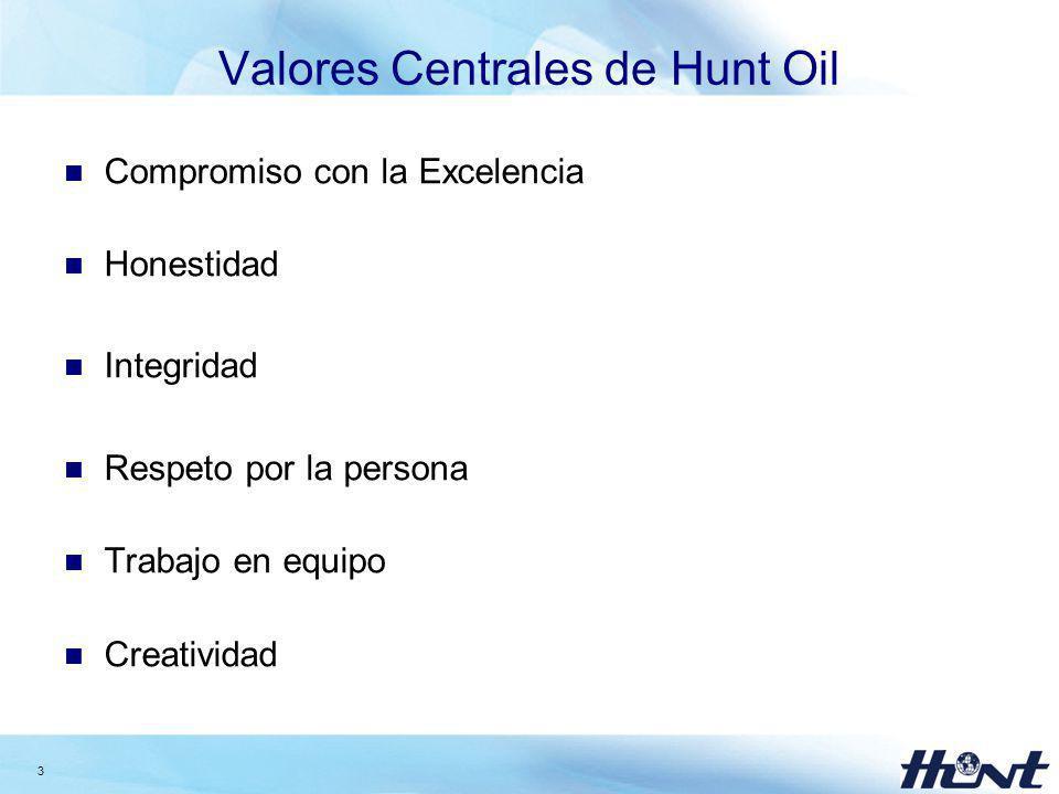 4 Hunt Oil en el Perú