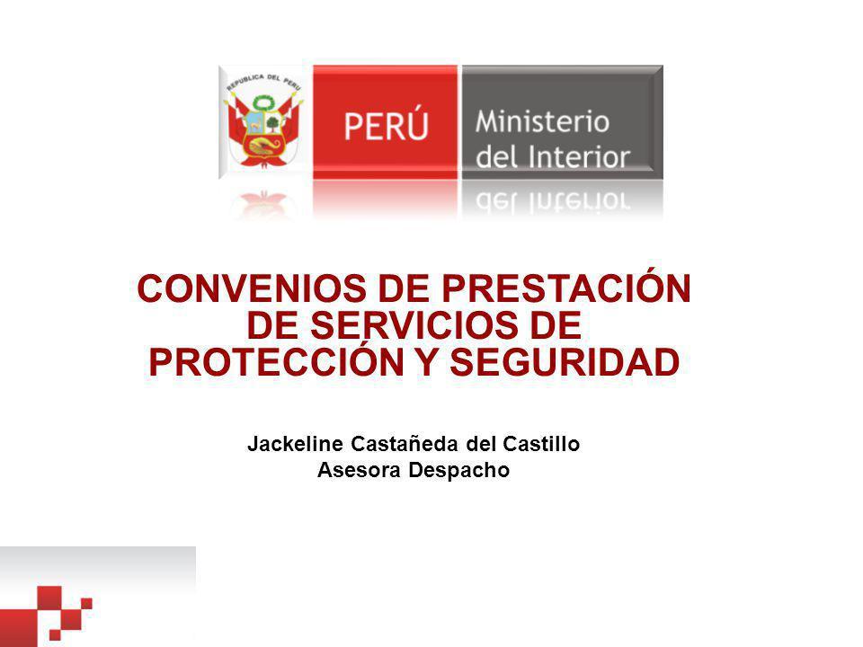 CONVENIOS SUSCRITOS CON ENTIDADES PÚBLICAS N° Fecha de suscripción de convenio Entidades Públicas que suscribieron convenios N° Estimado de Policías por turno TurnosTotal 918/06/2013 SISTEMA METROPOLITANO DE LA SOLIDARIDAD (SISOL)101 29/06/2013EDITORA PERÚ.101 1129/06/2013SBS.502100