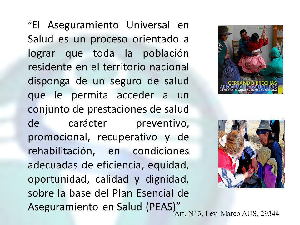 Principios Básicos de la SUNASA Búsqueda de puntos críticos en la cadena de producción de servicios de salud para implementar medidas preventivas y/o correctivas.