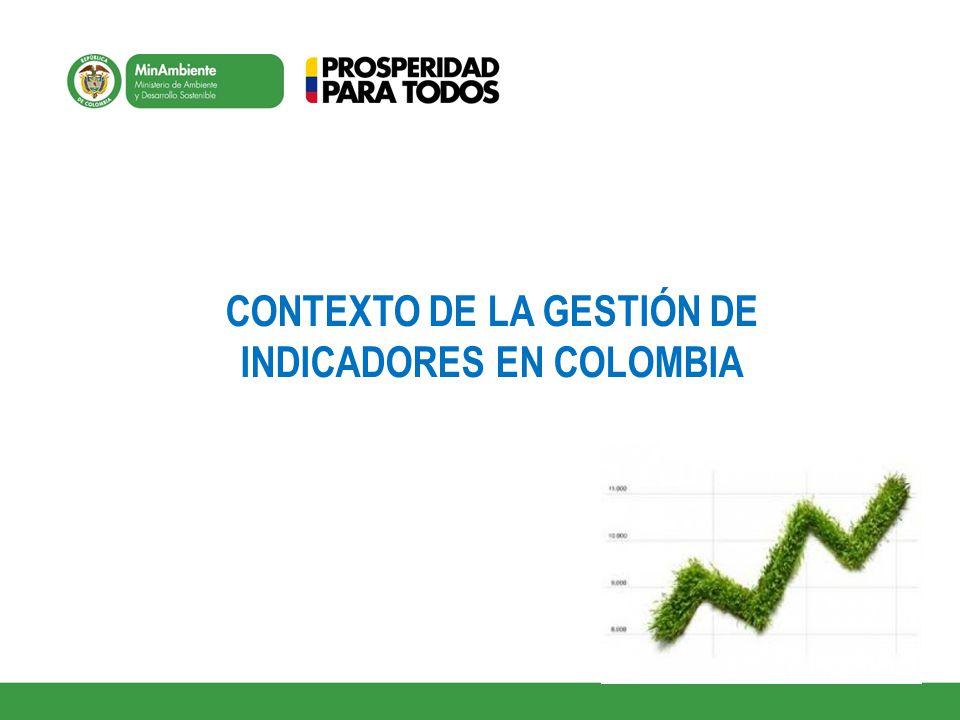Agenda de Estadísticas e Indicadores 2013 En la Agenda de Estadísticas e Indicadores 2013 se acordó ingresar el listado de indicadores de Crecimiento Verde propuestos por la OCDE a la batería de indicadores.