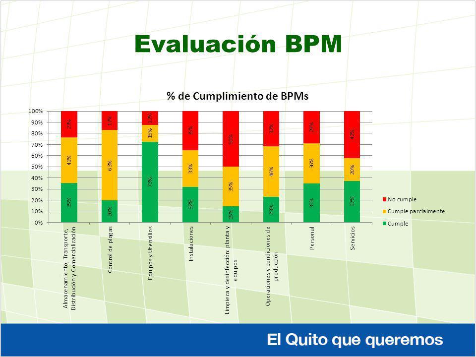 Evaluación BPM