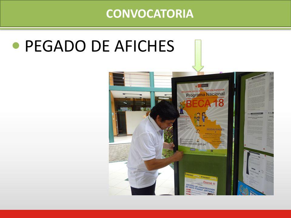 RESULTADOS 116 Jóvenes becados en 4 instituciones educativas de diferentes provincias de la región.